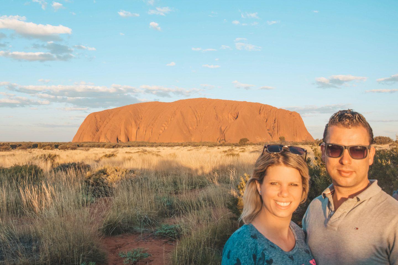 Ayers Rock - Australië