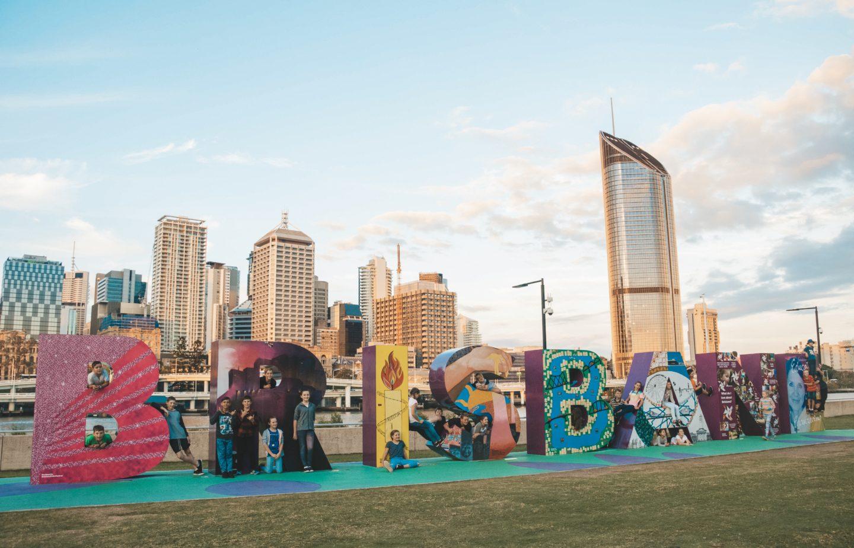 Brisbane - Australië
